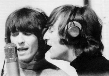 george john singing revolver