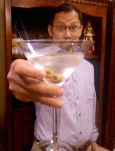 Martini for 007