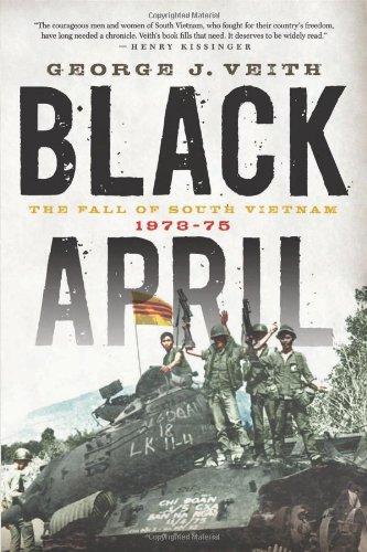 Black April cover