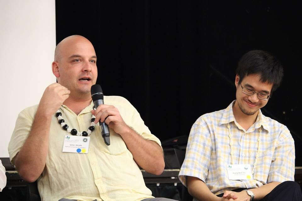 Interviewing academics: Jamie Gillen on tourism in Vietnam