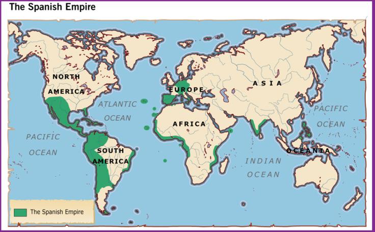 the_spanish_empire