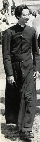 Fr. Khoát in Port Arthur, 1979 ~ pc todayscatholicworld.com